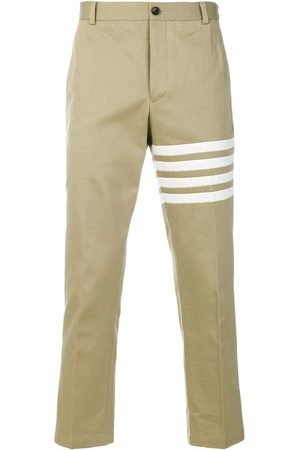 Thom Browne Pantalones chinos de sarga