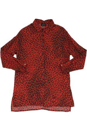MONNALISA Niña Camisas - Leopard Print Viscose Shirt