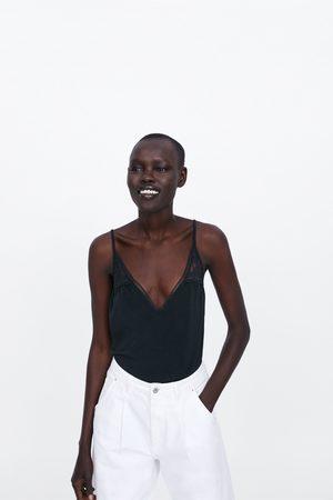 Zara Body encaje