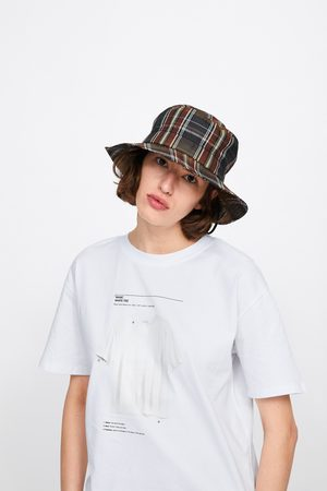 Zara Camiseta estampado frontal