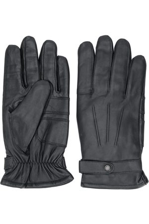Barbour Hombre Guantes - Burnished leather gloves