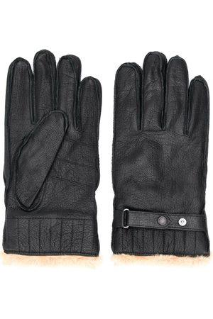 Barbour Hombre Guantes - Faux fur lined gloves