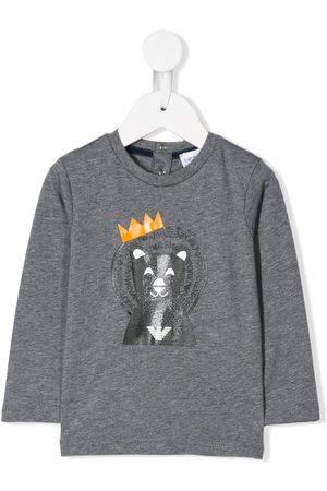Emporio Armani Playeras - King bear T-shirt