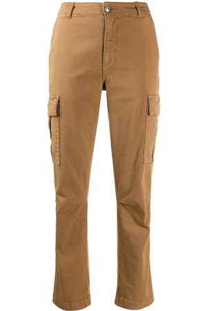 P.a.r.o.s.h. Pantalones slim estilo cargo