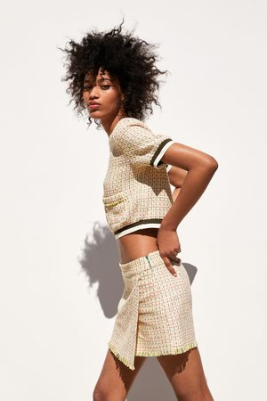 Zara Cuerpo tweed