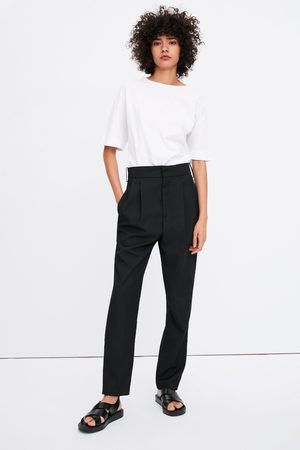 Zara Mujer Sandalias - Sandalia plana minimal join life