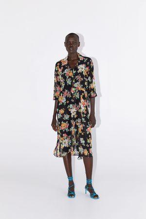 Zara Camisa estampado floral