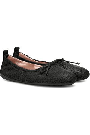 Tod's Exclusive to Mytheresa – leather ballet flats