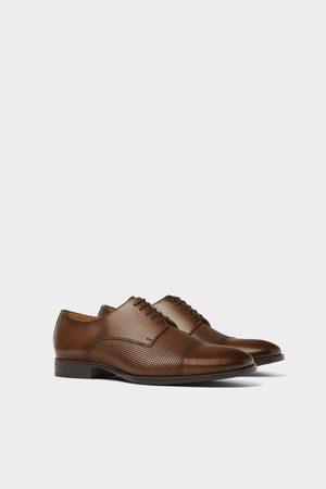 Zara Hombre Zapatos - Zapato piel grabado