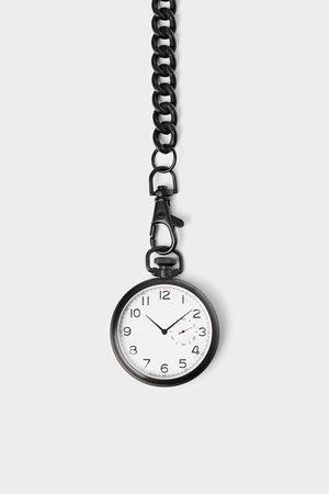 Zara Hombre Relojes - Reloj de bolsillo look vintage
