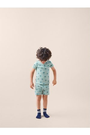 Zara Pijama estampado