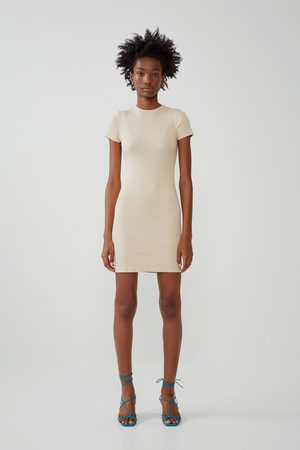 Zara Mujer Vestidos - Vestido básico