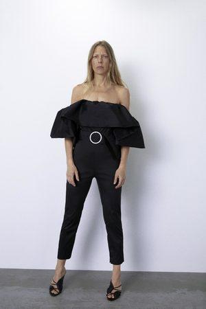 Zara Mono volante cinturón