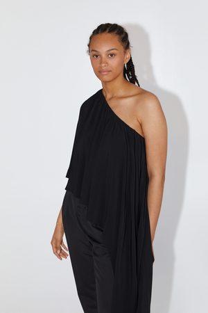 Zara Mujer Camisas - Cuerpo asimétrico