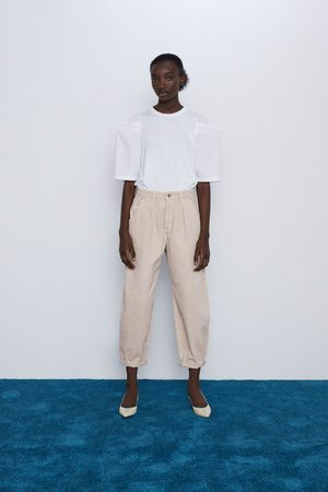 Zara Jeans z1975 slouchy pinzas
