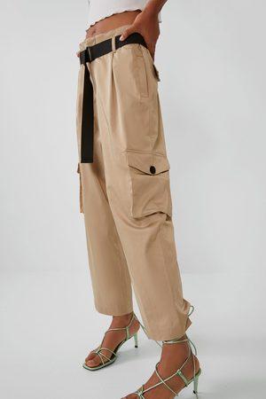 Accesorios Zara Pantalones Mezclilla Moda Para Mujer Fashiola Mx