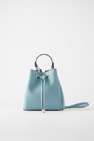 Zara Bolso mini saco tachas