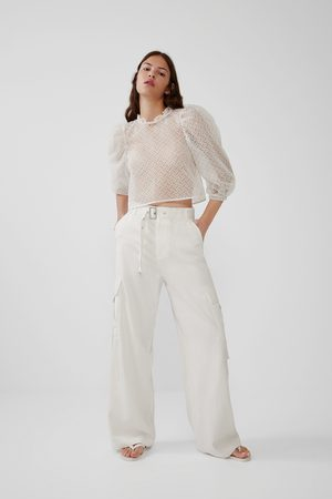 Zara Mujer Camisas - Cuerpo estructura volumen