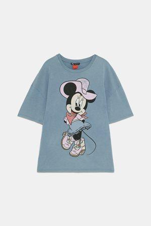Zara Camiseta mickey & minnie mouse ©disney