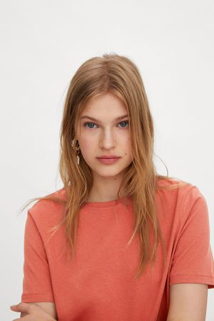 Zara Camiseta básica