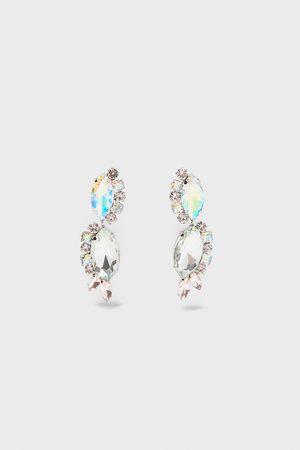 Zara Pendientes brillos