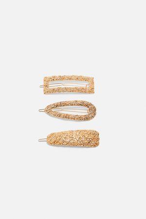 Zara Pack pinzas textura