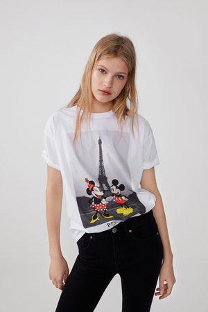 Zara Camiseta mickey mouse ©disney
