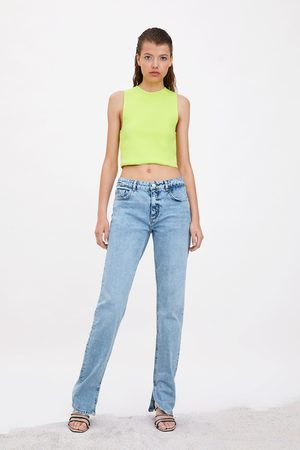 Zara Mujer Tops - Top cropped