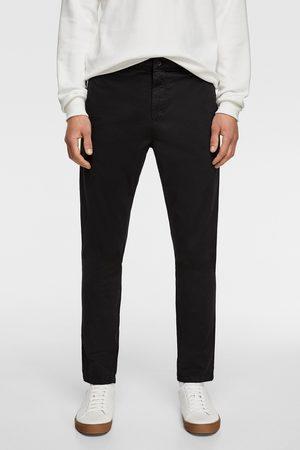 Zara Pantalón chino premium