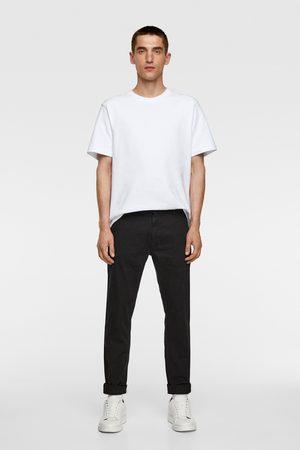 Zara Pantalón chino skinny