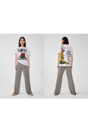 Zara Camiseta uncle scrooge ©disney
