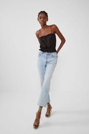 Zara Mujer Tops - Top estructura
