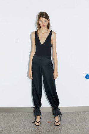 Zara Mujer Body - Body tirantes