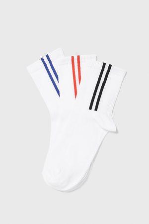 Zara Hombre Calcetines - Pack calcetines bandas