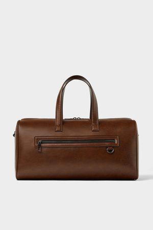 Zara Hombre Maletas y bolsas de viaje - Bolso de viaje bowling