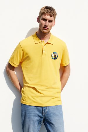 Zara Hombre Polos - Polo bordado popeye © feature syndicate inc.