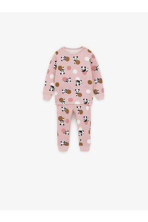 Zara Pijama pandas