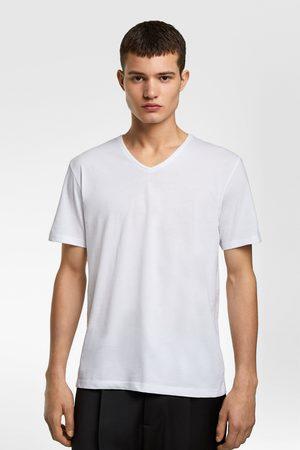 Zara Camiseta deluxe pico