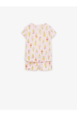 Zara Pijama helados y unicornio