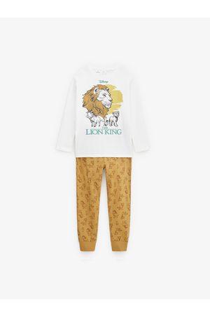 Zara Pijama el rey león © disney
