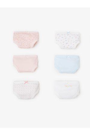 Zara Bebé Sets de ropa - Pack seis braguitas flores