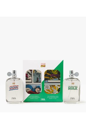 Zara Captain america + hulk edt 50ml
