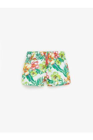clásico colores armoniosos calidad autentica Bermuda baño flores