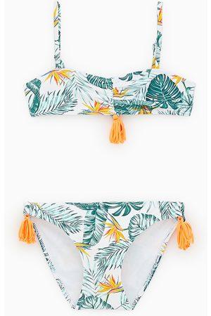Zara Bikini estampado