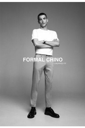 Zara Hombre Chinos - Pantalón chino new cropped