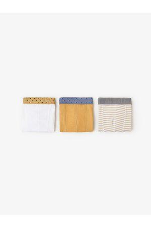 Zara Pack tres bóxer geométricos