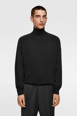 Zara Jersey cuello vuelto