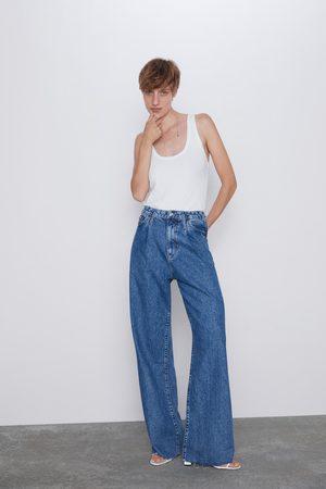 Zara Jeans zw premium wide leg