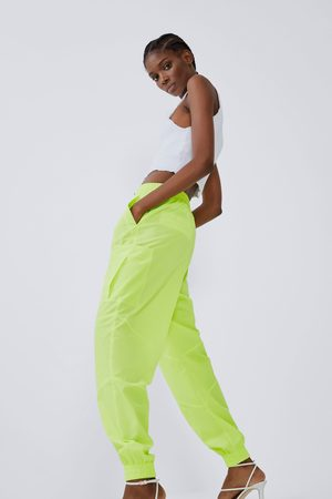 Joggers De Zara Para Mujer Fashiola Mx