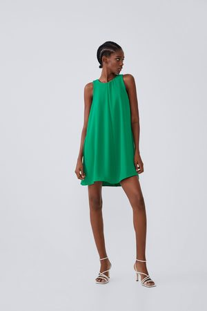 Zara Vestido fluido
